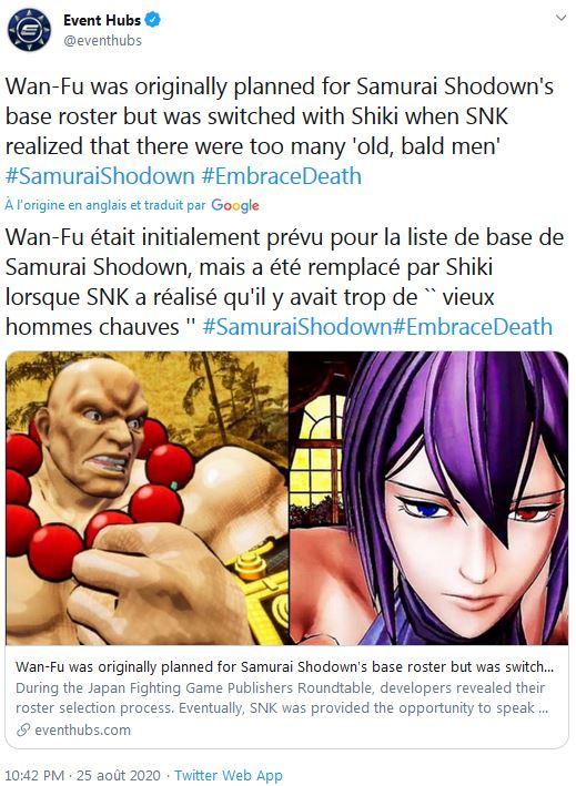Neo-Geo & SNK - Les petites actualités - Page 7 Captu121