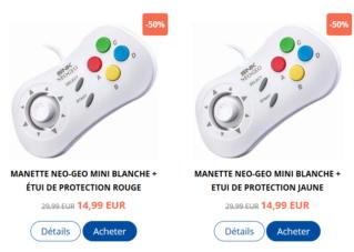 Neo-Geo & SNK - Les petites actualités Captur99