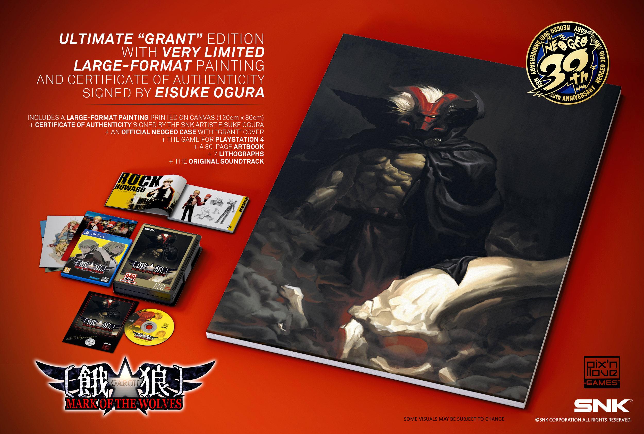 Pix'n Love va publier l'édition européenne de GAROU MARK OF THE WOLVES sur PS4 Ecbpm_12