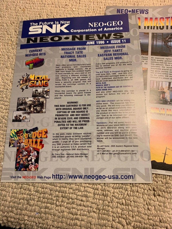 Neo-Geo & SNK - Les petites actualités Eyfyn810