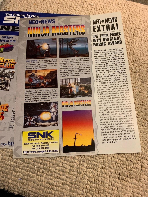 Neo-Geo & SNK - Les petites actualités Eyfyqs10