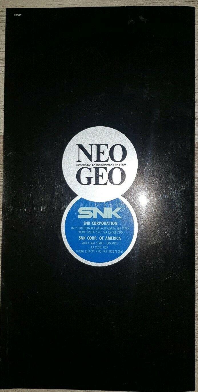 Neo-Geo & SNK - Les petites actualités Ezqime10
