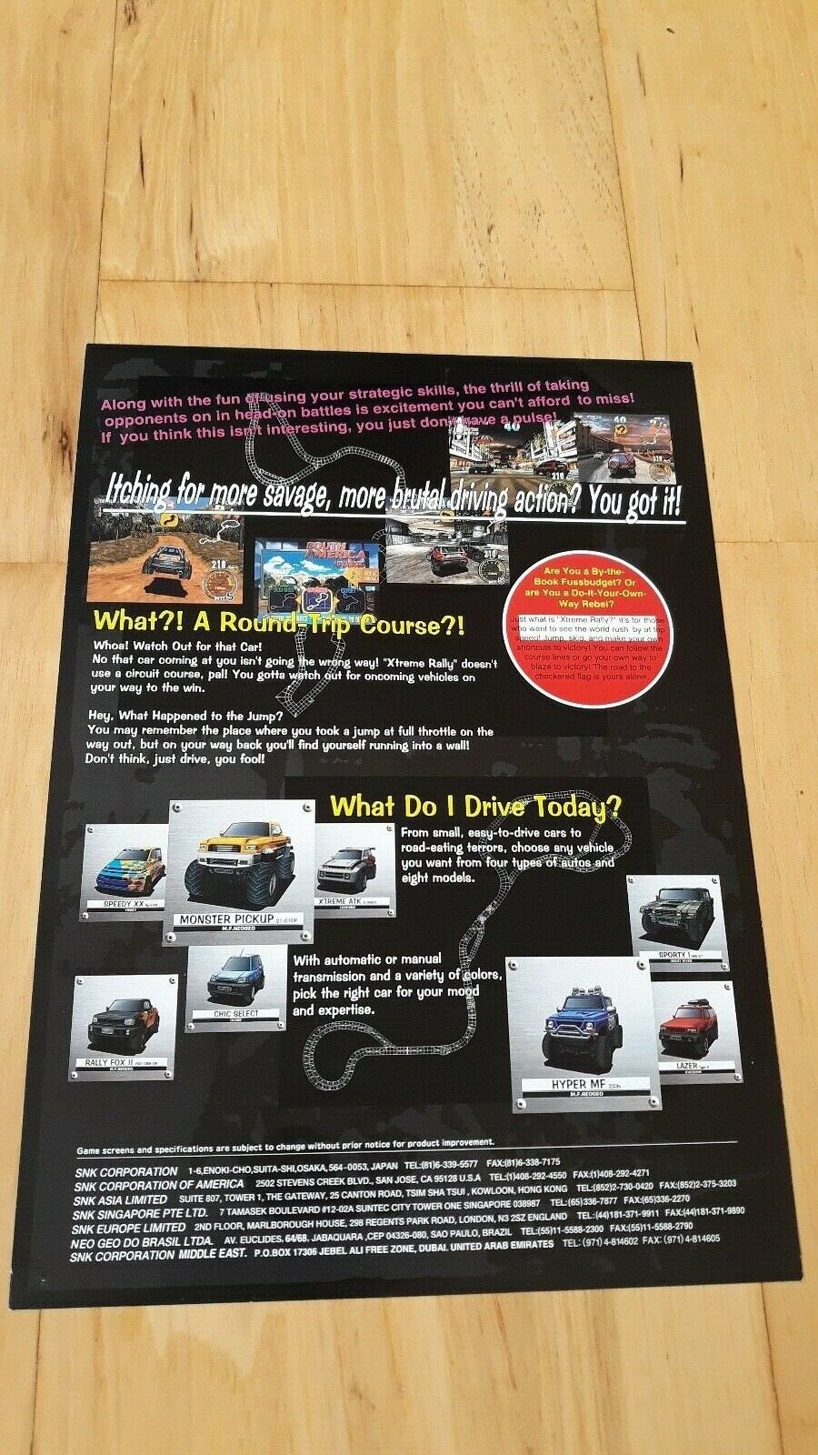 Neo-Geo & SNK - Les petites actualités - Page 2 Ezuu4g10