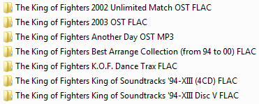 Centralisation des musiques Neo Geo & SNK (OST, AST, NGCD, etc.) Ngcd29