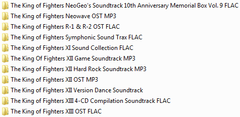 Centralisation des musiques Neo Geo & SNK (OST, AST, NGCD, etc.) Ngcd31