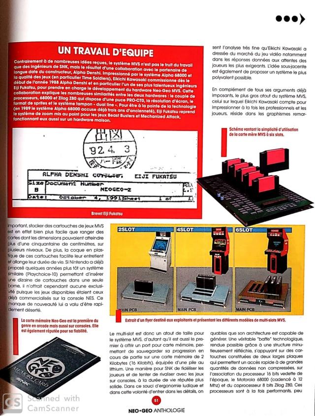les dates de sortie de la console Neo Geo AES - Page 2 Nouvea16