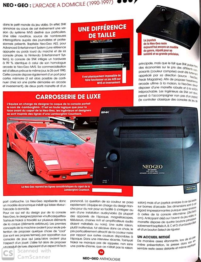 les dates de sortie de la console Neo Geo AES - Page 2 Nouvea20