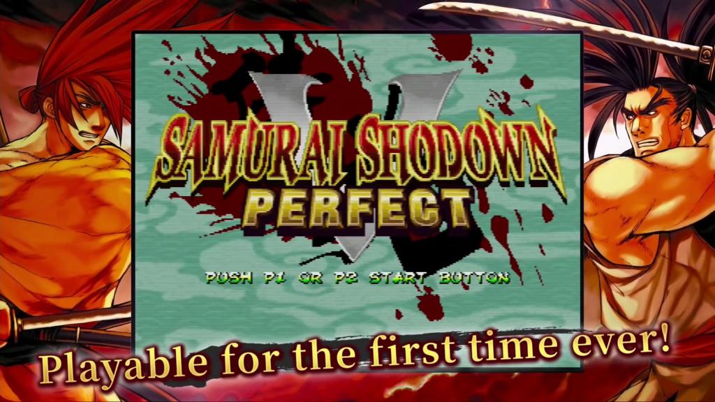 PIX'NLOVE éditera SAMURAI SHODOWN NEOGEO COLLECTION sur PS4 et Switch Vlcsna15