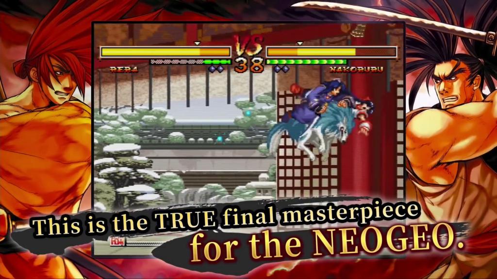 PIX'NLOVE éditera SAMURAI SHODOWN NEOGEO COLLECTION sur PS4 et Switch Vlcsna17