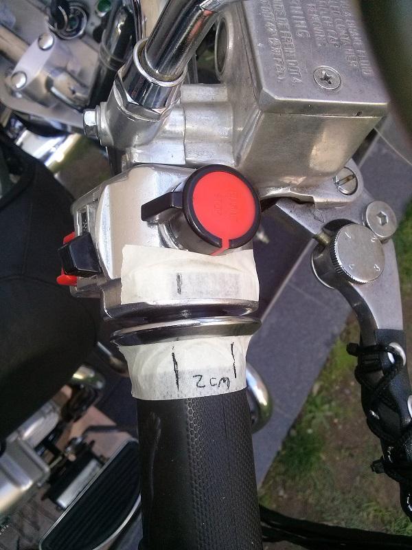 Cable acelerador Pata 150 Cam00010