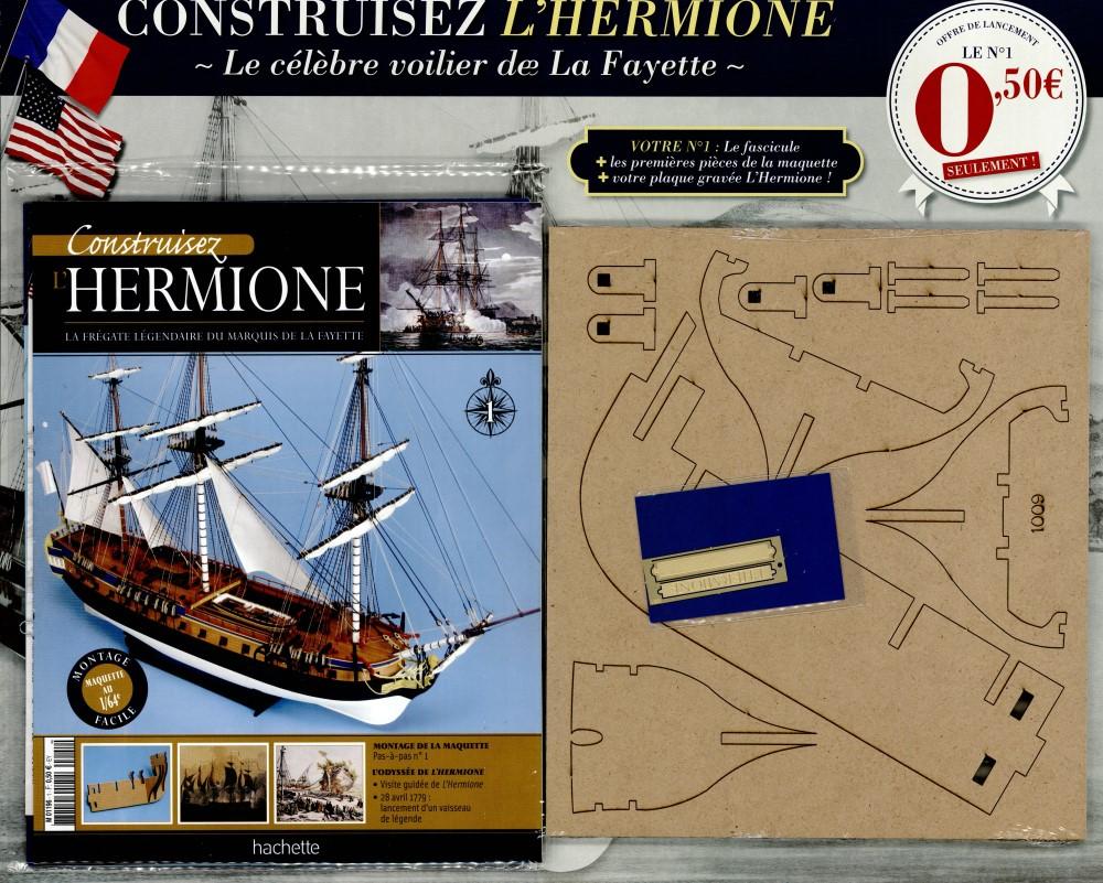 Hermione 1/64e de Hachette 110