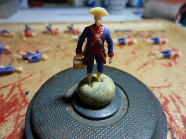 """Figurines 1/72e de chez IMEX """"American Révolution"""" P1080222"""