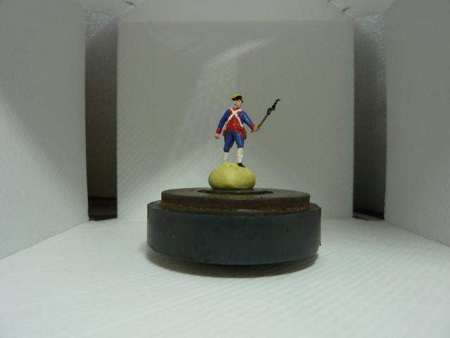 """Figurines 1/72e de chez IMEX """"American Révolution"""" P1080351"""