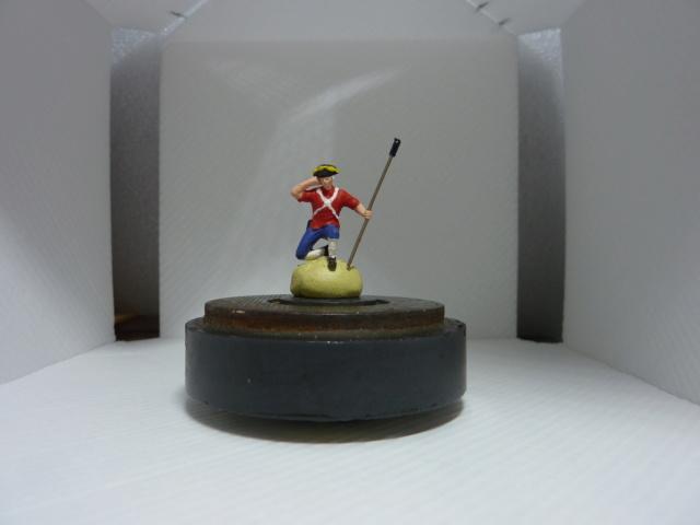 """Figurines 1/72e de chez IMEX """"American Révolution"""" P1080357"""
