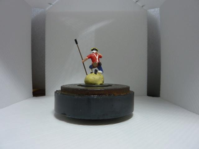 """Figurines 1/72e de chez IMEX """"American Révolution"""" P1080358"""