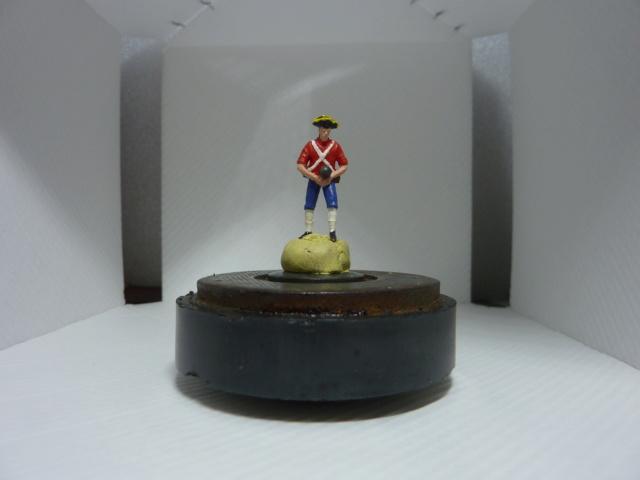"""Figurines 1/72e de chez IMEX """"American Révolution"""" P1080361"""