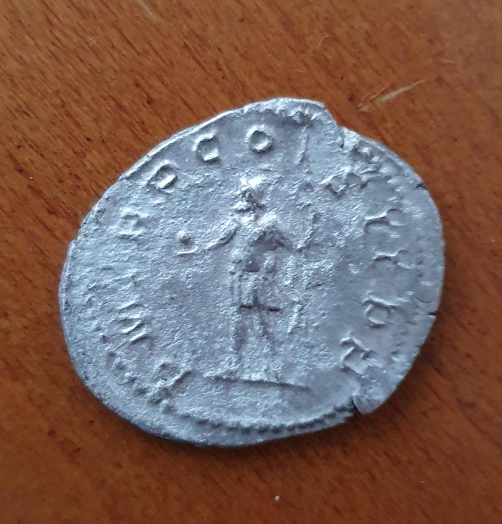 Antoniano de Póstumo. P M TR P COS II P P. Trier 20210211