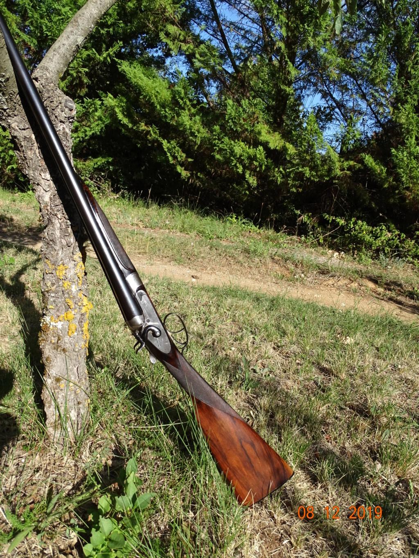 poinçons sur fusil à chiens,qui peut m'aider? 00411