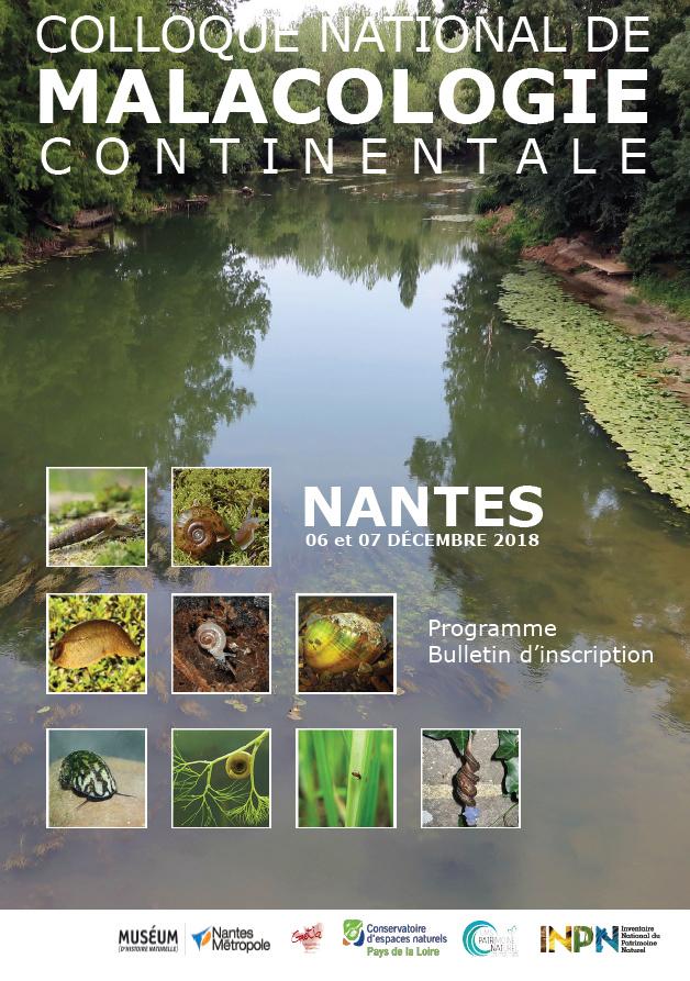 Colloque national de malacologie continentale : 6 & 7 Déc. 2018 au Muséum de Nantes Coll_10