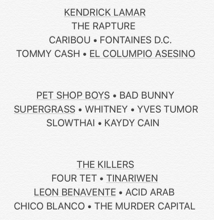 BBK LIVE 2020: 9-10-11 julio Kendrick Lamar, The Killers, Pet Shop Boys, Bad Bunny, Supergrass... - Página 19 0154d610