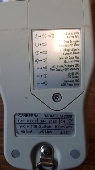 gamme de mesure Radiagem 2000 20200610