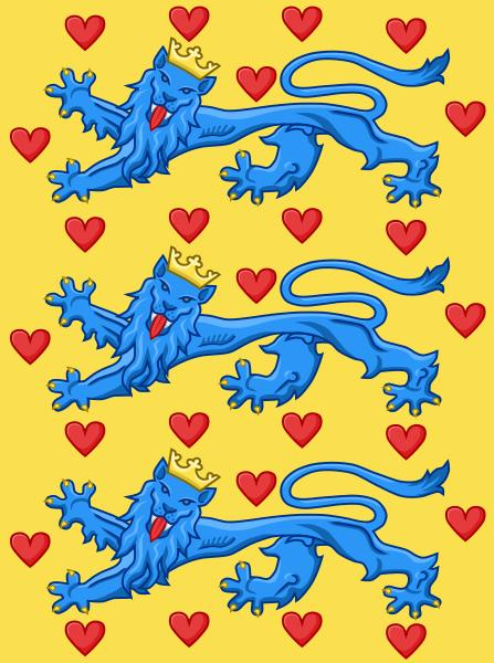Royaume de Danemark (Union de Kalmar)  447px-10
