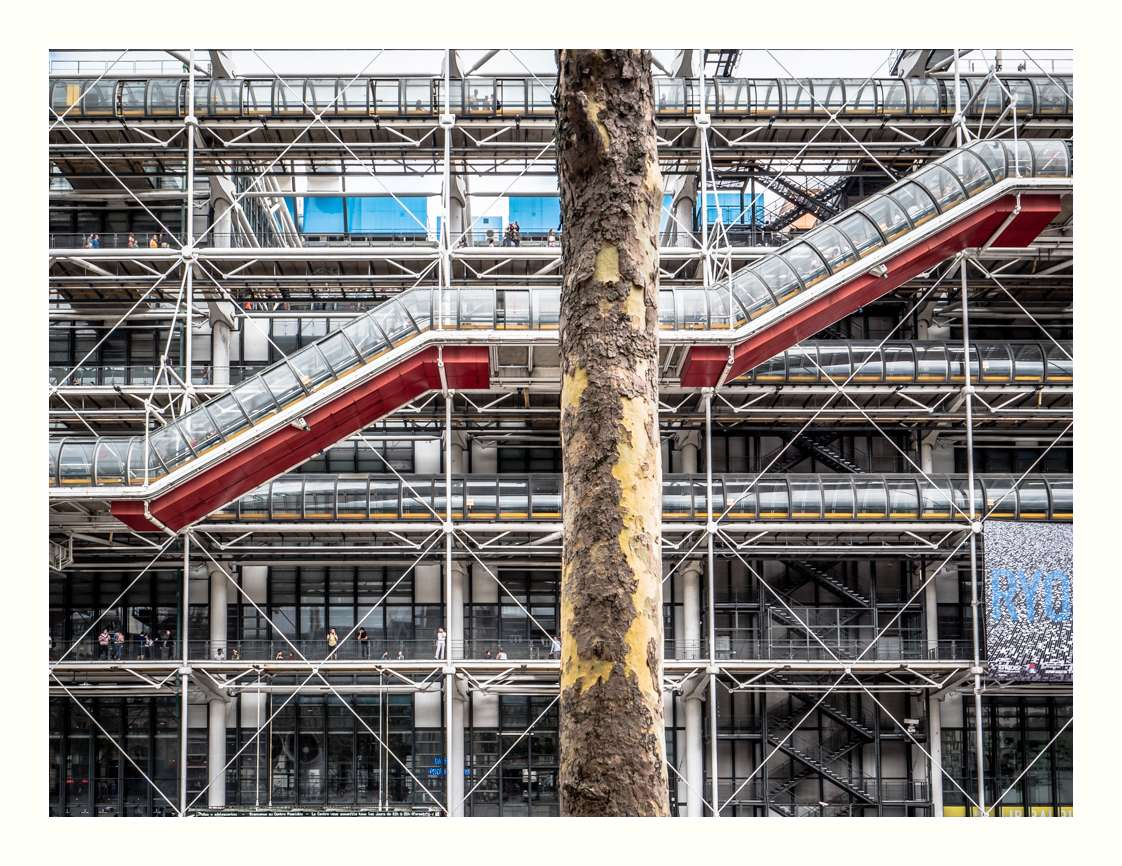 Le centre George Pompidou _1020724