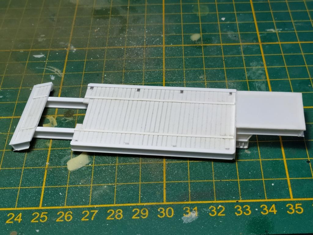 Rogers 20T low bed semi remorque + M35 Prime mover + Caterpillar D7  115