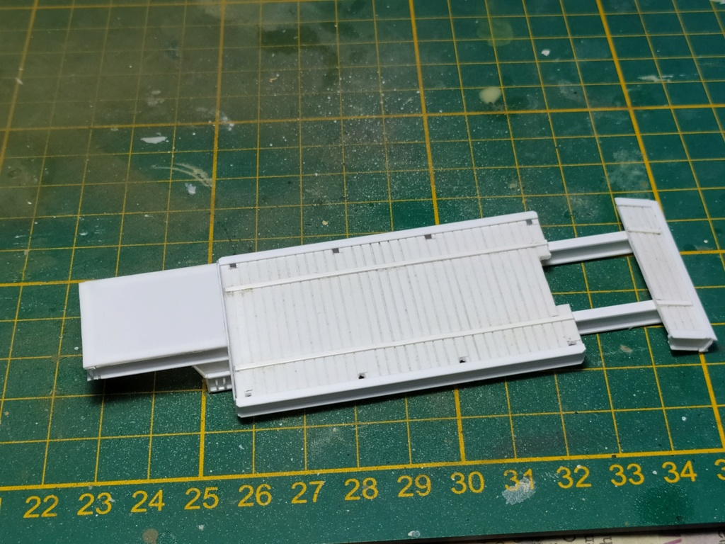 Rogers 20T low bed semi remorque + M35 Prime mover + Caterpillar D7  215