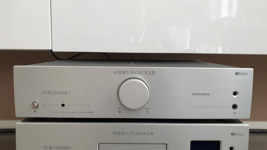 (RM) Audio Analogue Fortissimo Airtech - venduto 20190410