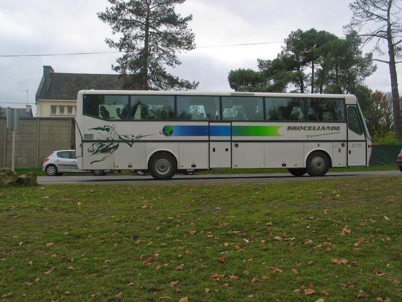 BROCELIANDE TOURISME 10018