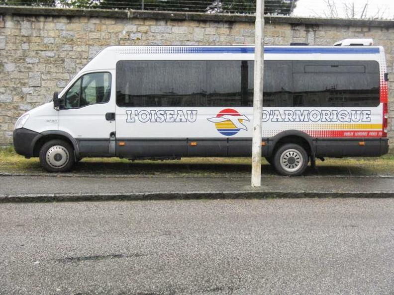 Bus et Cars ROUGÉ 1012