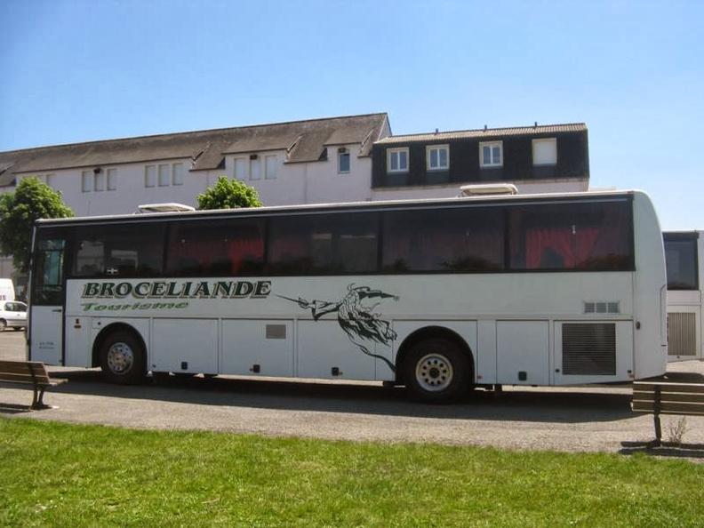 BROCELIANDE TOURISME 10315