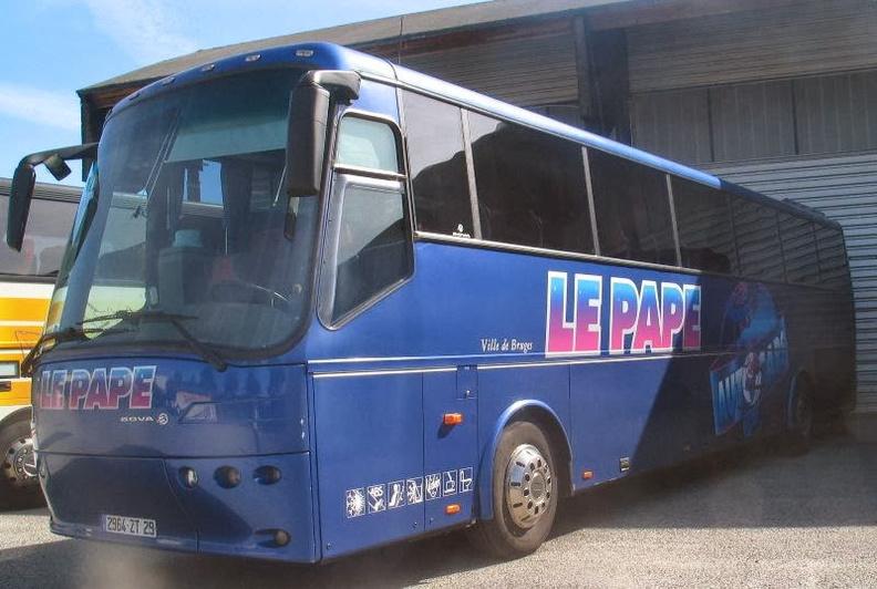 LE PAPE AUTOCARS 10316
