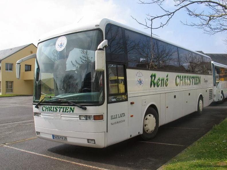 Christien Voyages 10816