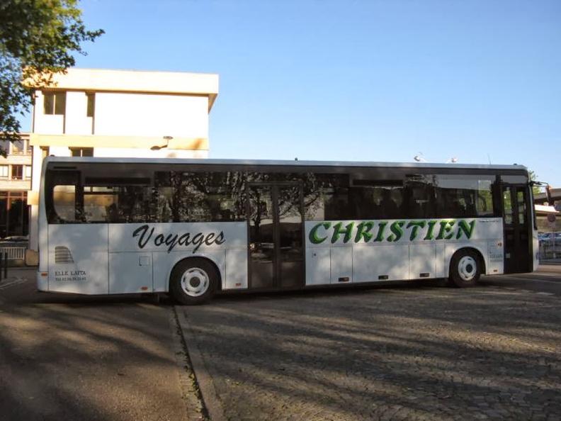Christien Voyages 11315
