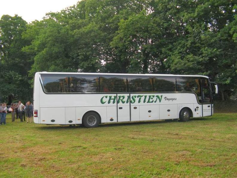 Christien Voyages 11613