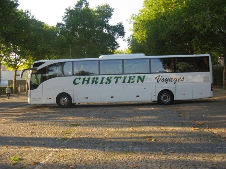 Christien Voyages 11713