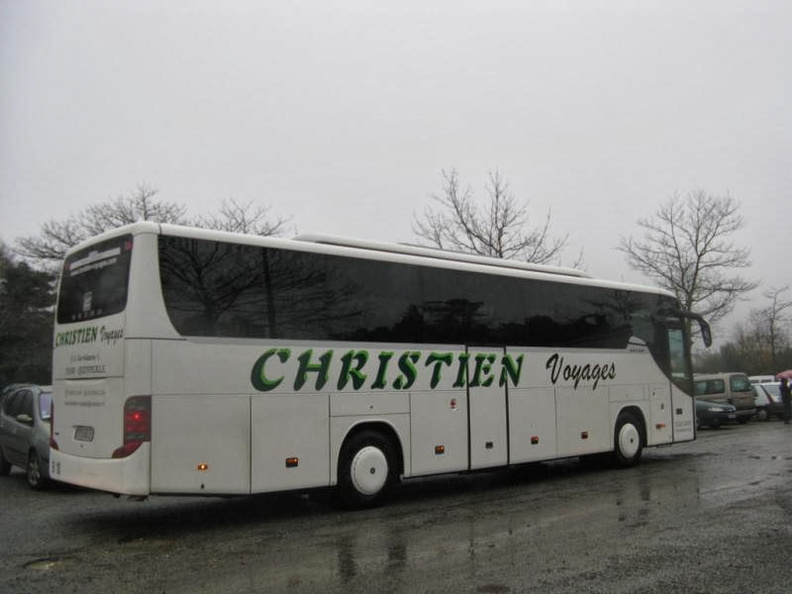Christien Voyages 11812