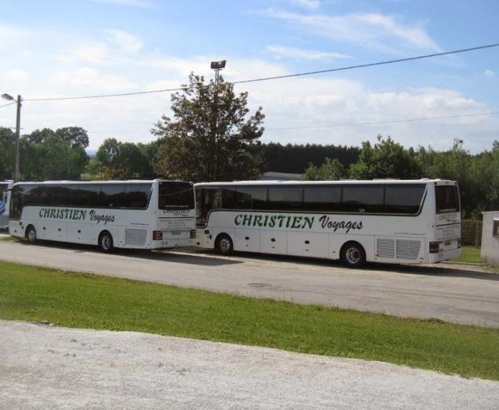 Christien Voyages 11914