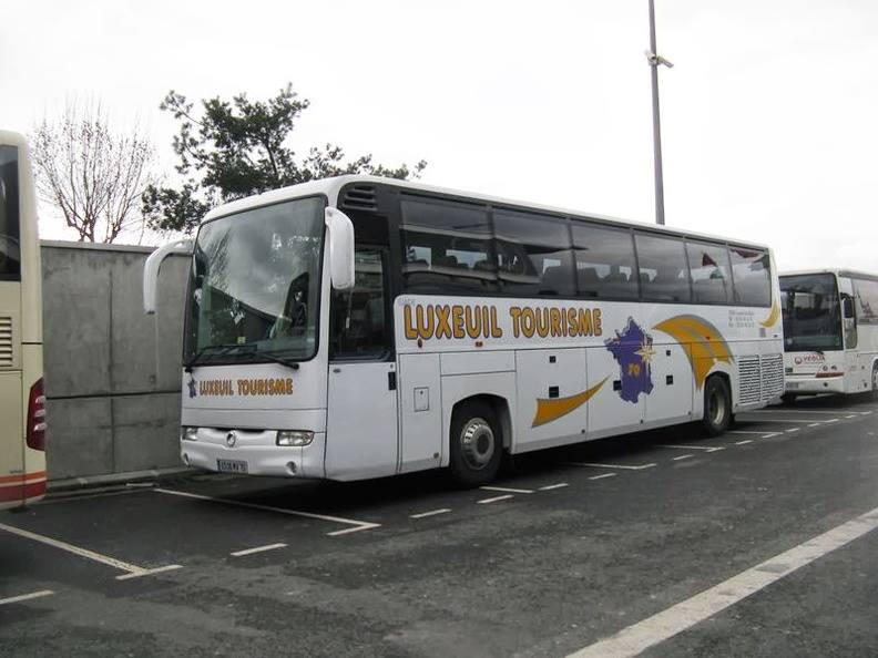 Luxeuil Tourisme  120010