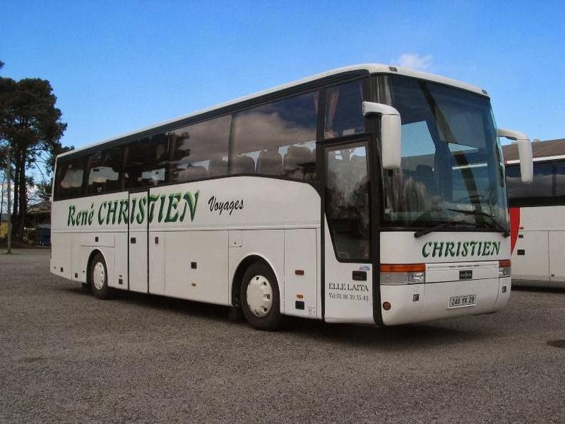 Christien Voyages 12017