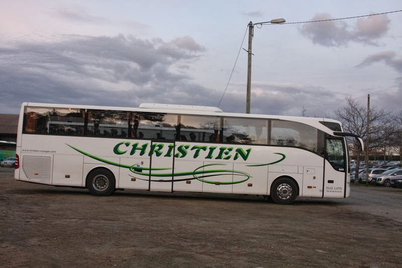 Christien Voyages 12615