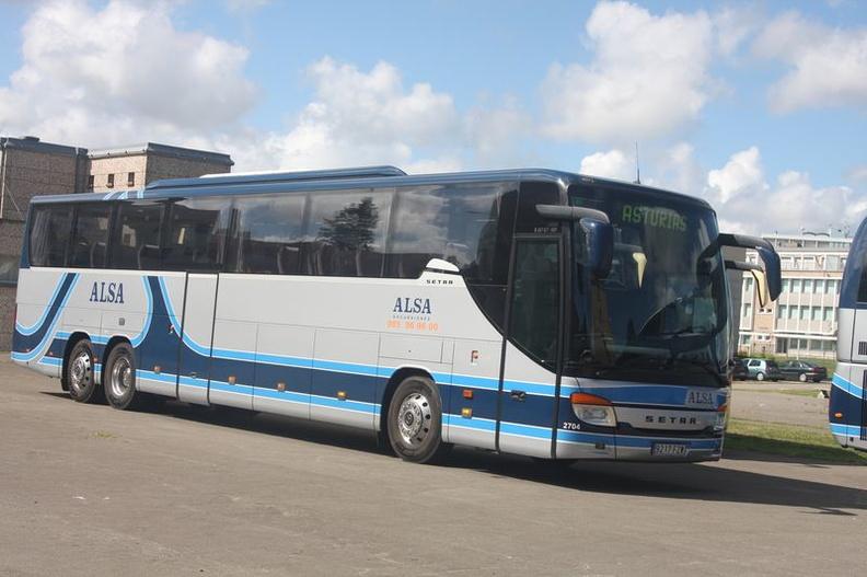 ALSA (National Express  Group)  127210