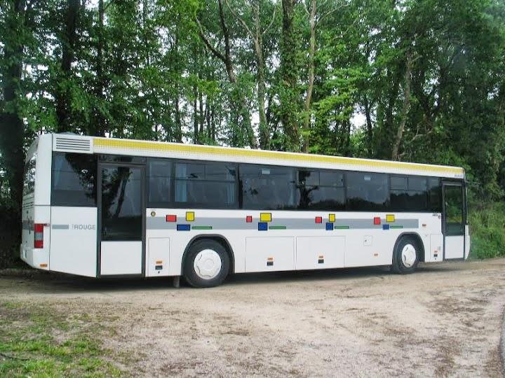 Bus et Cars ROUGÉ 1312