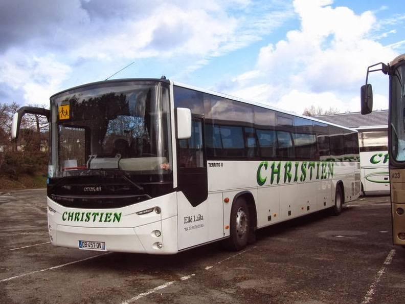 Christien Voyages 13312