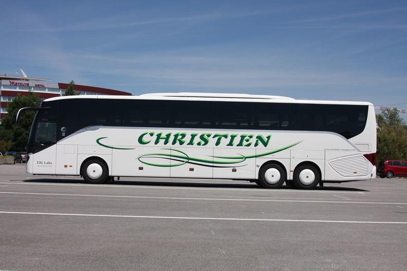 Christien Voyages 13612