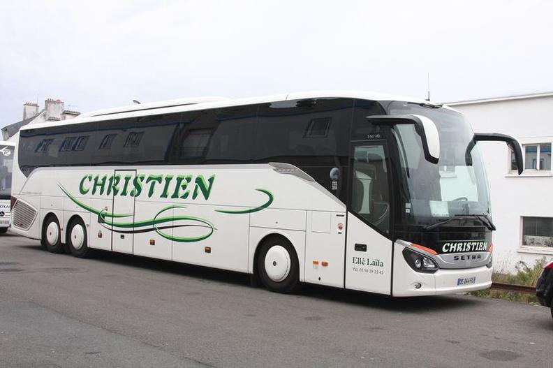Christien Voyages 13710