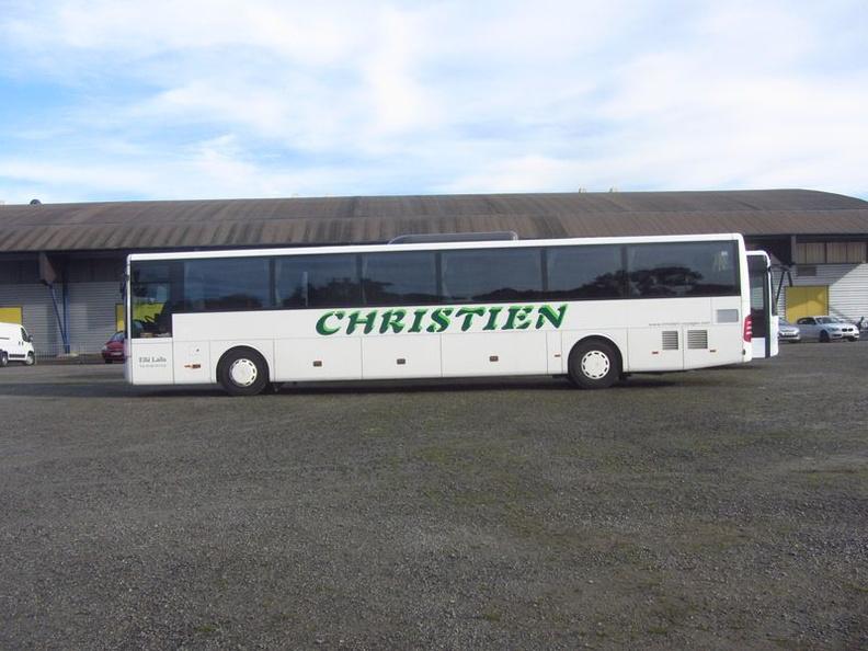 Christien Voyages 13910