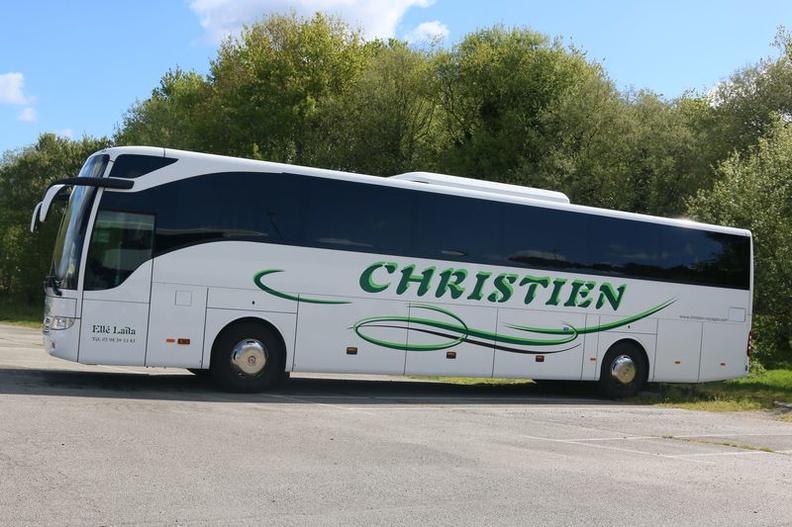 Christien Voyages 14113
